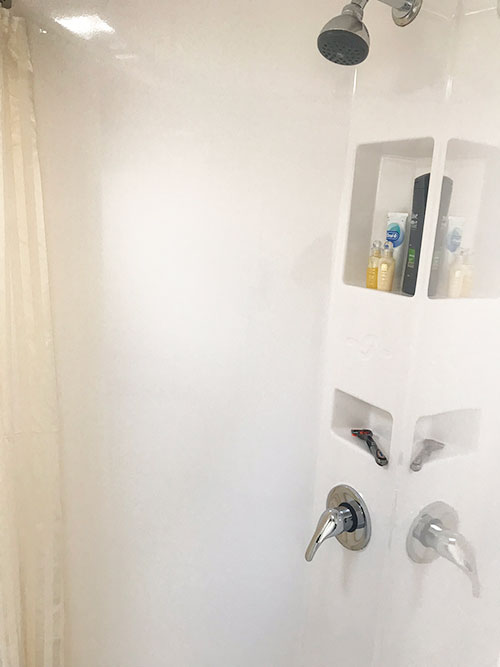 Portable Toilet Hire with Shower